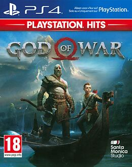 PlayStation Hits: God of War [PS4] (D/F/I) als PlayStation 4-Spiel
