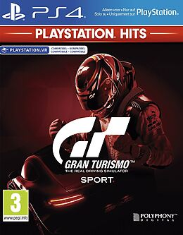 PlayStation Hits: Gran Turismo Sport [PS4] (D/F/I) als PlayStation 4-Spiel