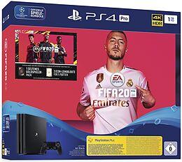 Sony Playstation 4 PRO 1TB Bundle EA Sports Fifa 20 [PS4] (D/F/I) als PlayStation 4-Spiel