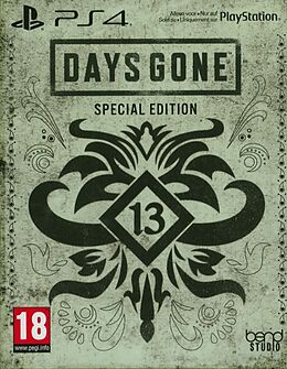 Days Gone - Special Edition [PS4] (D/F/I) als PlayStation 4-Spiel