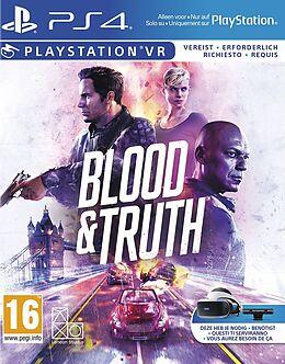Blood & Truth [PS4] (D/F/I) als PlayStation 4-Spiel
