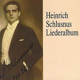Heinrich Schlusnus (Liederalbum)