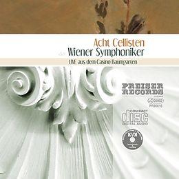 8 Cellisten-Live Aus Dem Casino Baumgarten