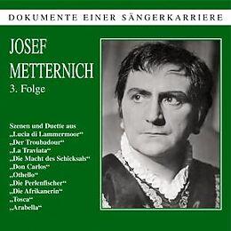 Josef Metternich Folge 3