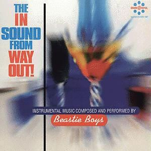 the in sound from way out beastie boys cd kaufen. Black Bedroom Furniture Sets. Home Design Ideas