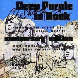 Deep Purple CD In Rock