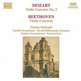 Violinkonzert 3/violinkonz. D