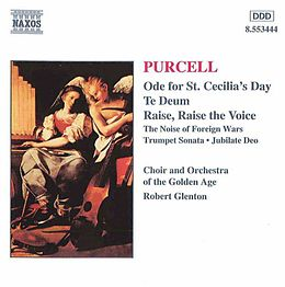 Ode For Cecilia's Day/+