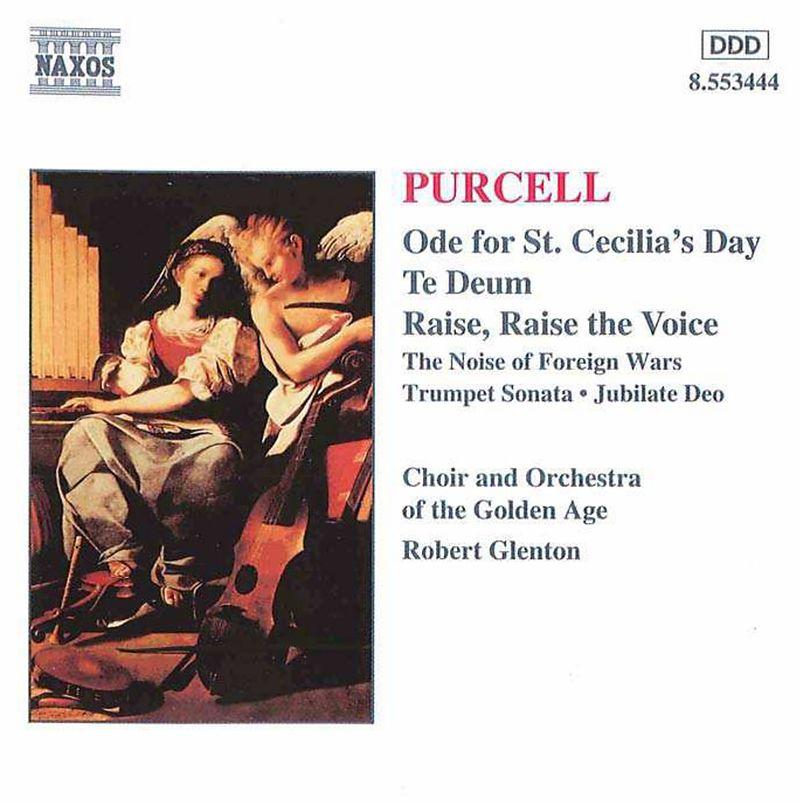 Ode For Cecilia's Day/+