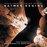 Batman Begins (Original Film Soundtrack)-Blue LP