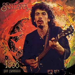 Santana CD 1968 San Francisco