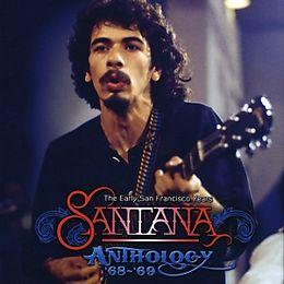 Santana CD Anthology '68-'69