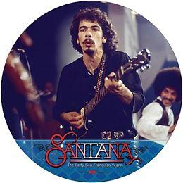 Santana Vinyl Early San Francisco Years