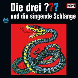 Die drei ??? Vinyl 025/und die singende Schlange