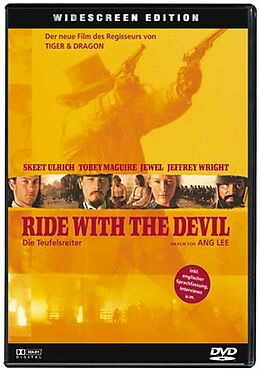 Ride with the devil DVD