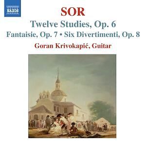 Gitarrenwerke Op.6-9
