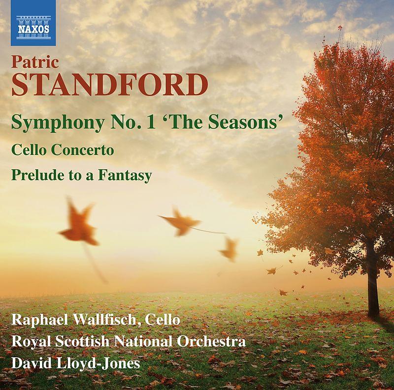 Sinfonie 1/cellokonzert