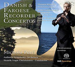 Dänische Blockflötenkonzerte