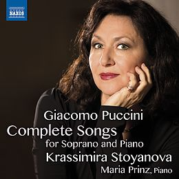 Complete Songs For Soprano And
