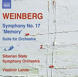 Symphony 17 Memory/suite Orch