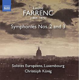 König Christoph CD Symphonies Nos. 2 & 3