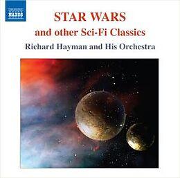 Richard Hayman CD Star Wars And Other Sci-Fi Classics
