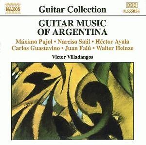 Guitar Music Of Argentina