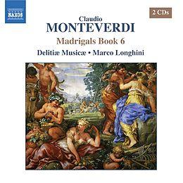 Madrigali 6 Libro