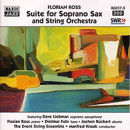 Suite For Soprano Sax And String Orchestra