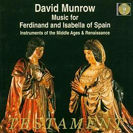 Music For Ferdinand And Isabel