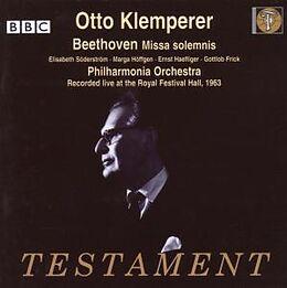 Missa Solemnis Op123