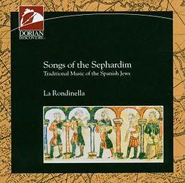 Ensemble La Rondinella CD Songs Of The Sephardim
