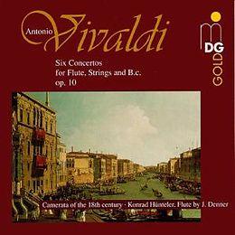 Flötenkonzerte op. 11