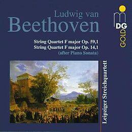 Streichquartette op.14 & 59, 1