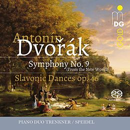 Sinfonie Nr. 9/Slawische Tänze Op. 46