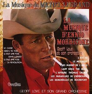 Music Of Michel Legrand & Ennio...
