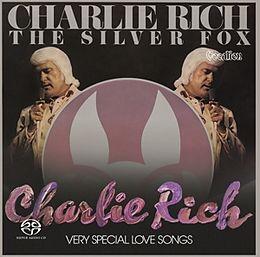 Charlie Rich SACD Silver Fox & Very Special Love Songs