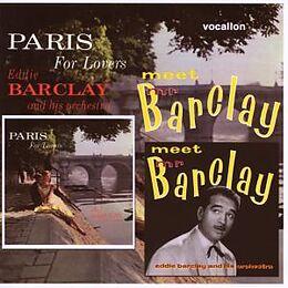 Eddie Barclay CD Meet Mr. Barclay / Paris For Lovers