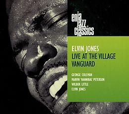 Jones,Elvin CD Live At The Village Vanguard (enja Jazz Classics)