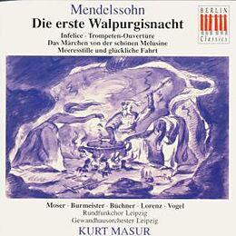 WALPURGISNACHT/MELUSINE