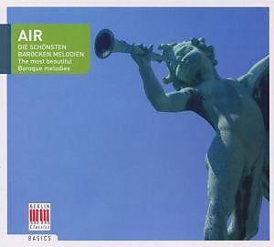 Air. Die Schönsten Barocken Melodien