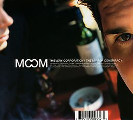 Thievery Corporation CD The Mirror Conspiracy