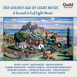 Andersen/Faith/Jones/Roger/+ CD A Second A-Z Of Light Music