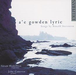 Susan/Cameron,John Hamilton CD A'E Gowden Lyric