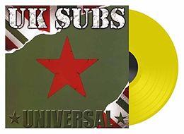 UK Subs Vinyl Universal