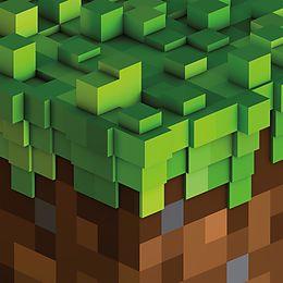 C418 Vinyl Minecraft Volume Alpha (Transparen