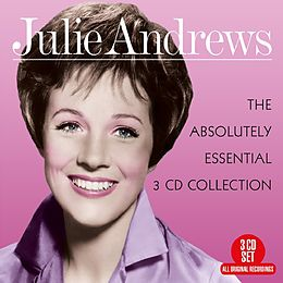 Julie Andrews CD Absolutely Essential 3 Cd Collection