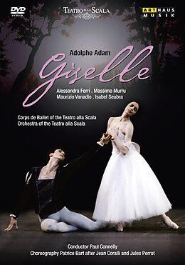 Giselle-Arthaus DVD