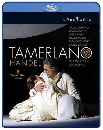 Tamerlano [Versione tedesca]