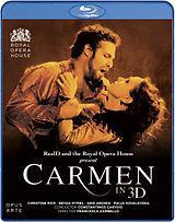 Carmen in 3D [Versione tedesca]